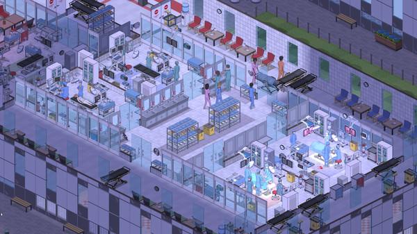 Скриншот №9 к Project Hospital
