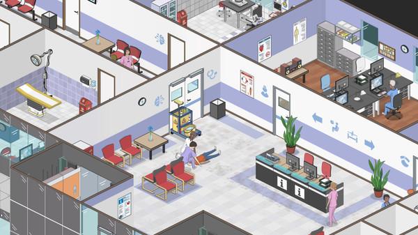 Скриншот №3 к Project Hospital