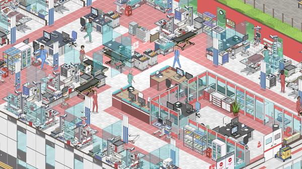 Скриншот №8 к Project Hospital