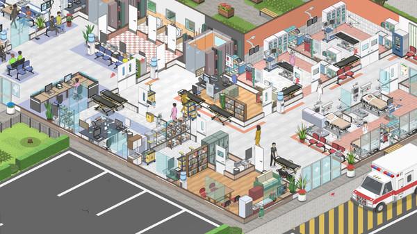 Скриншот №1 к Project Hospital