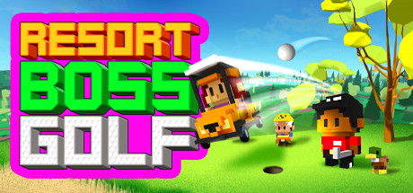 Resort Boss: Golf   Management Tycoon Golf Game Cover Image