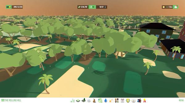 Resort Boss: Golf screenshot
