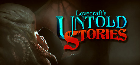 Lovecraft's Untold Stories Cover Image