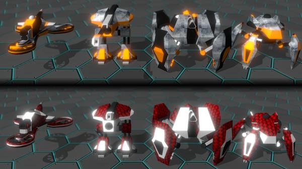 Скриншот №13 к GLADIABOTS - AI Combat Arena