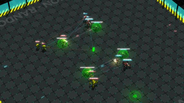 Скриншот №4 к GLADIABOTS - AI Combat Arena