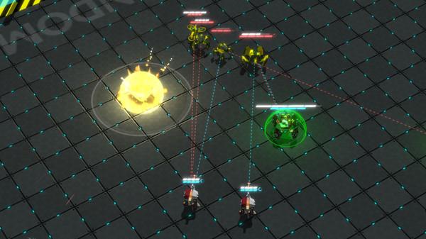 Скриншот №6 к GLADIABOTS - AI Combat Arena