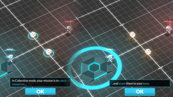 Скриншот №12 к GLADIABOTS - AI Combat Arena