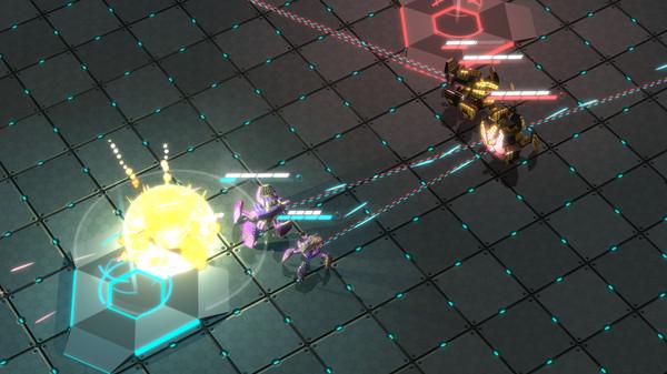 Скриншот №14 к GLADIABOTS - AI Combat Arena