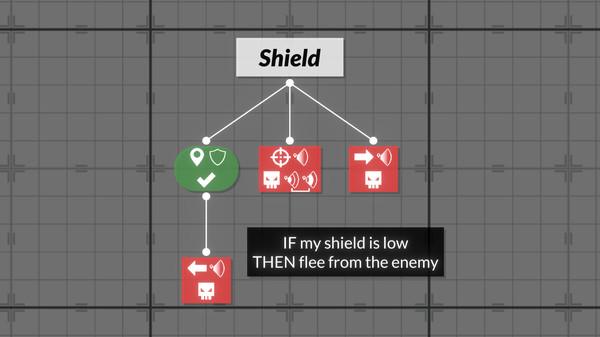 Скриншот №5 к GLADIABOTS - AI Combat Arena