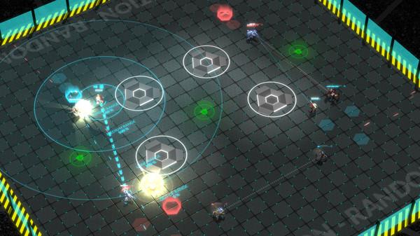 Скриншот №8 к GLADIABOTS - AI Combat Arena