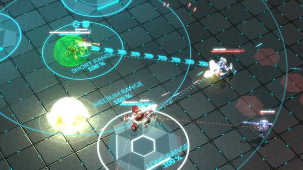 Скриншот №16 к GLADIABOTS - AI Combat Arena