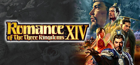 ROMANCE OF THE THREE KINGDOMS XIV Cover Image