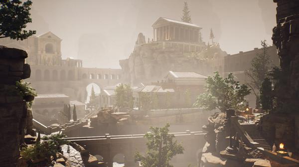Скриншот №1 к The Forgotten City