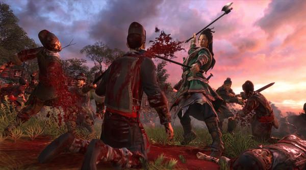 скриншот Total War: THREE KINGDOMS - Reign of Blood 0