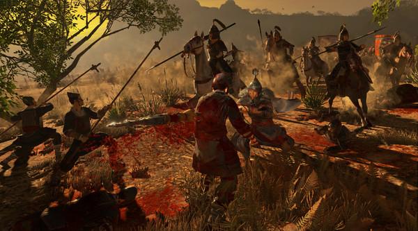 скриншот Total War: THREE KINGDOMS - Reign of Blood 3