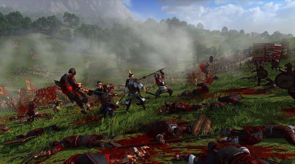 скриншот Total War: THREE KINGDOMS - Reign of Blood 2