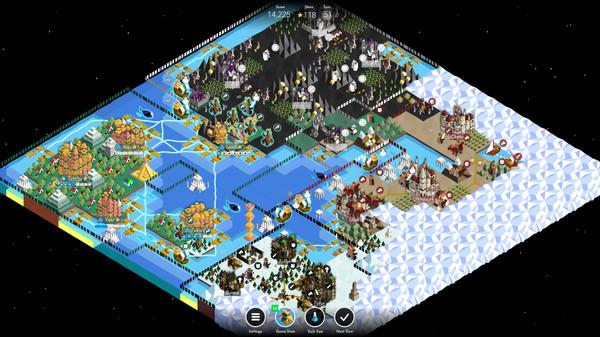 Скриншот №13 к The Battle of Polytopia