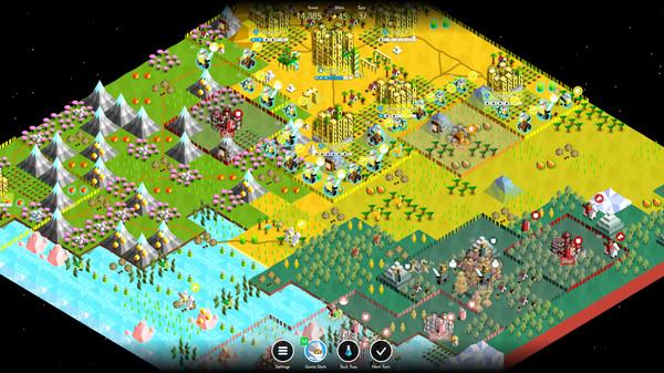 Скриншот №7 к The Battle of Polytopia
