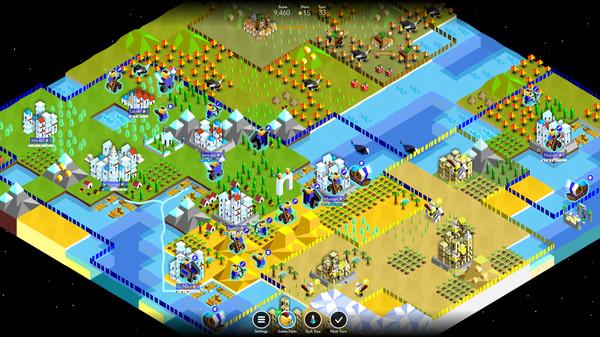 Скриншот №2 к The Battle of Polytopia