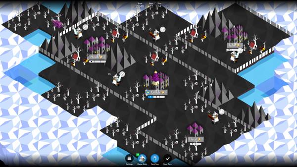 Скриншот №10 к The Battle of Polytopia
