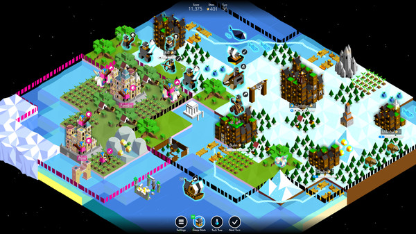 Скриншот №5 к The Battle of Polytopia