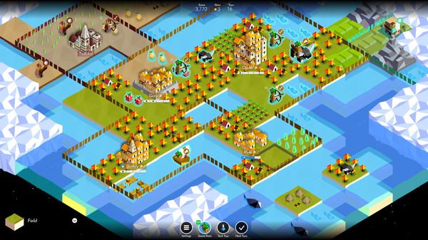Скриншот №8 к The Battle of Polytopia