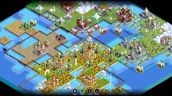 Скриншот №9 к The Battle of Polytopia