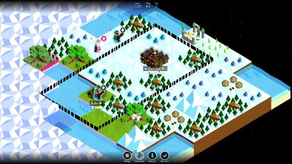 Скриншот №4 к The Battle of Polytopia