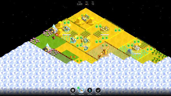Скриншот №6 к The Battle of Polytopia