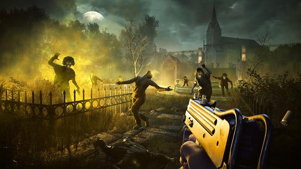 Скриншот №1 к Far Cry® 5 - Dead Living Zombies