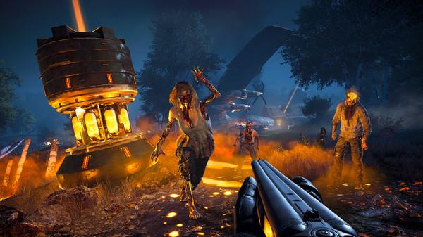 Скриншот №4 к Far Cry® 5 - Dead Living Zombies