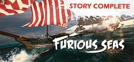 Furious Seas Cover Image