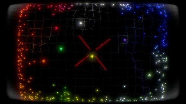 Скриншот №2 к Gravity Wars