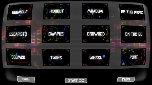 Скриншот №1 к Gravity Wars