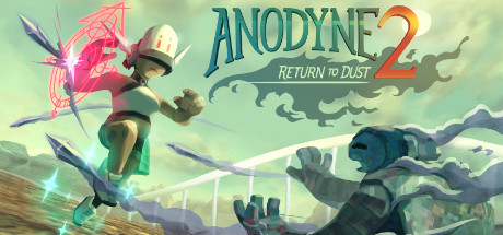 Anodyne 2: Return to Dust Cover Image