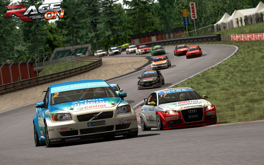 скриншот RACE On - Expansion Pack for RACE 07 1