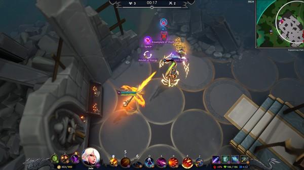 Screenshot of Battlerite Royale