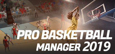 Pro Basketball Manager 2019 Cover Image