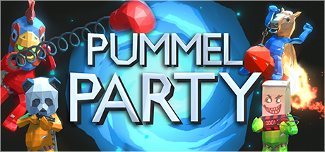 Pummel Party Cover Image
