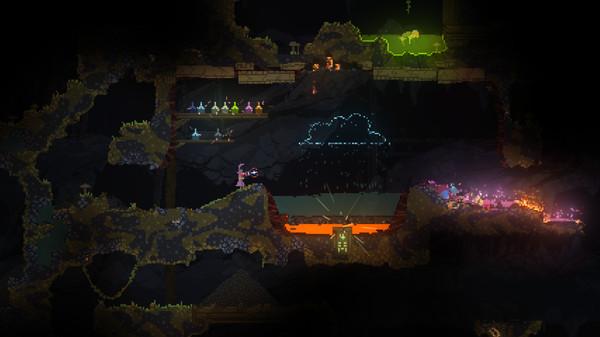 Noita screenshot