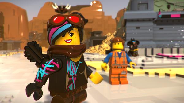 Скриншот №1 к The LEGO Movie 2 Videogame