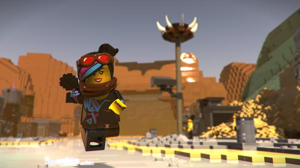 Скриншот №2 к The LEGO Movie 2 Videogame