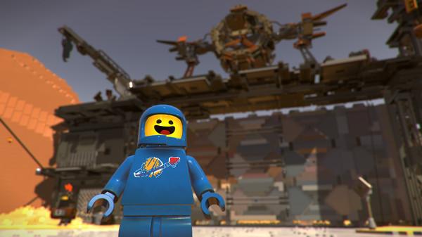 Скриншот №3 к The LEGO Movie 2 Videogame
