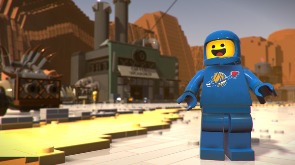Скриншот №5 к The LEGO Movie 2 Videogame