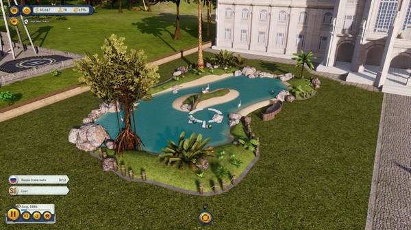 Скриншот №2 к Tropico 6 - El Prez Edition Upgrade