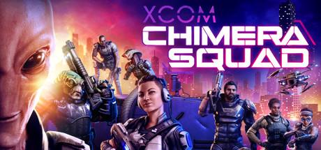 XCOM®: Chimera Squad Cover Image