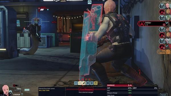 Скриншот №4 к XCOM® Chimera Squad