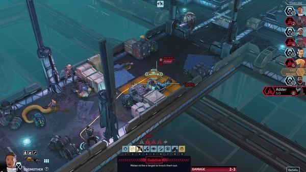 Скриншот №3 к XCOM® Chimera Squad