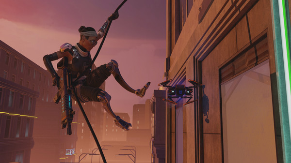 XCOM: Chimera Squad скриншот