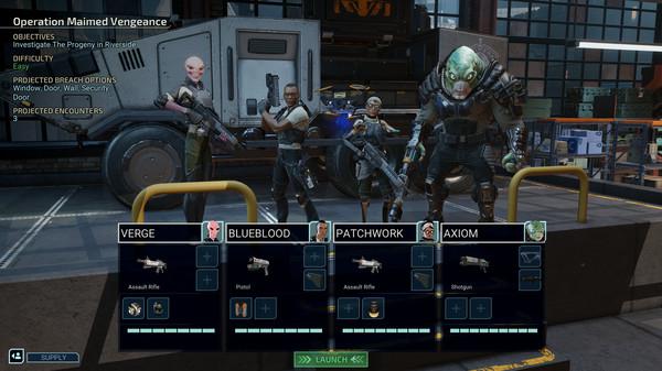 Скриншот №7 к XCOM® Chimera Squad